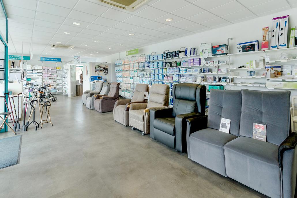 Découvrez notre large gamme de fauteuils releveurs chez Bastide Thonon